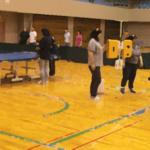 ホームページ卓球大会